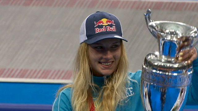 Grand Prix de Moscou : Kharlan, une fille en or
