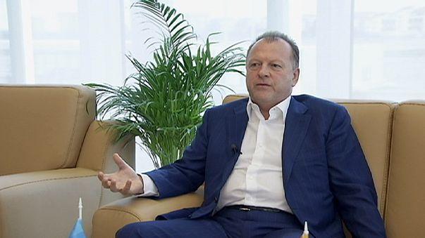 Vizer resigns as SportAccord president