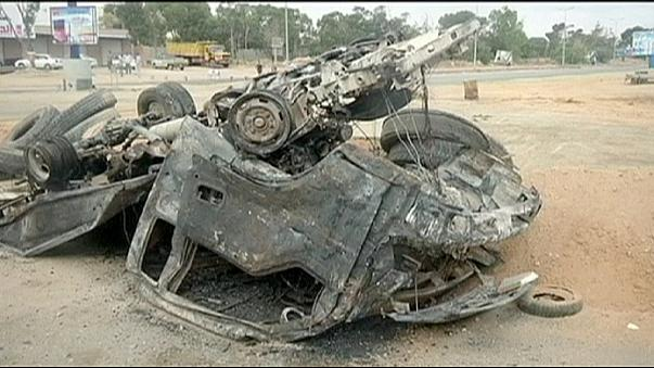 Az Iszlám Állam robbantott Líbiában, öten meghaltak