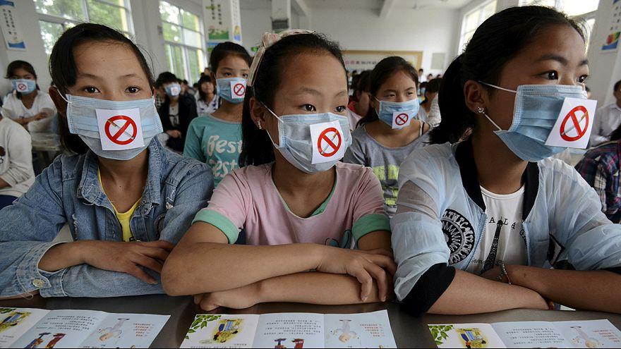 منع التدخين في الأماكن العامة في بيكين