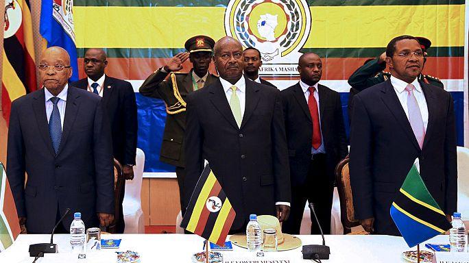 Afrika liderlerinden Burundi'de seçimlerin ertelenmesi çağrısı