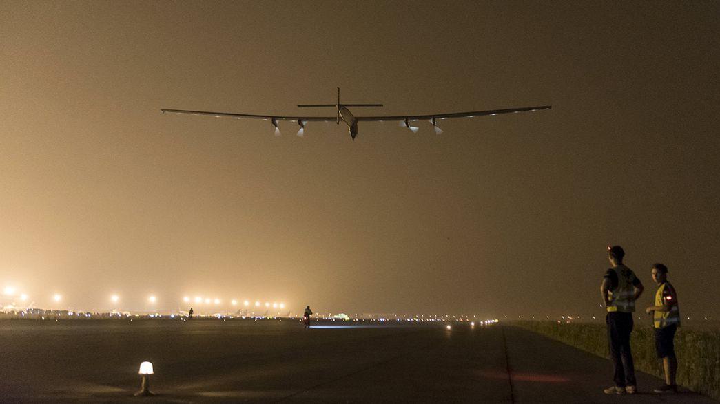 Solar Impulse 2 verso le Hawaii: il giro del mondo ostacolato dal cattivo meteo