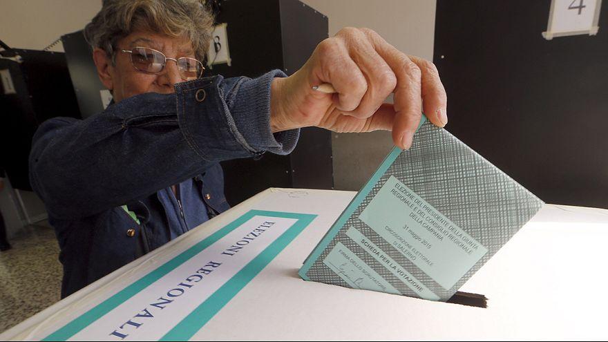 İtalya'da yerel seçimler: Matteo Renzi 7 bölgenin 5'ini kazandı ancak oy kaybı yaşadı