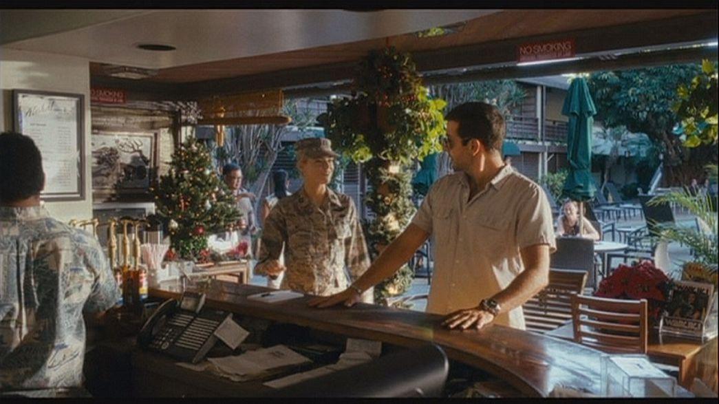 Eğlenceli bir yaz filmi: Aloha