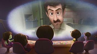 """""""Del revés"""", una comedia animada llena de emoción"""