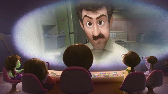 """""""Inside Out"""": i sentimenti diventano cartoon"""