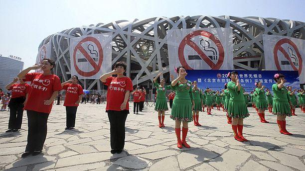 Beijing bans smoking in all public indoor spaces