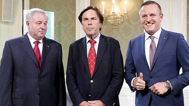 Avusturya'da aşırı sağ FPÖ'den 16 puanlık büyük çıkış