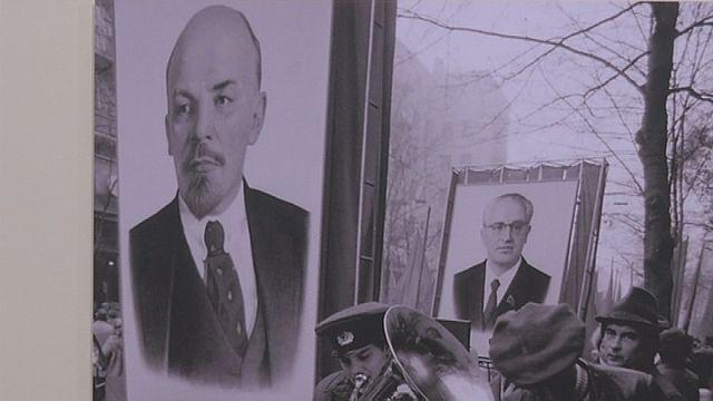 Arte ucraniano de 1985 a 2004 en el Centro de Arte Pinchuk de Kiev