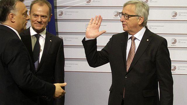 Juncker Orbánnak: válóok lenne a halálbüntetés