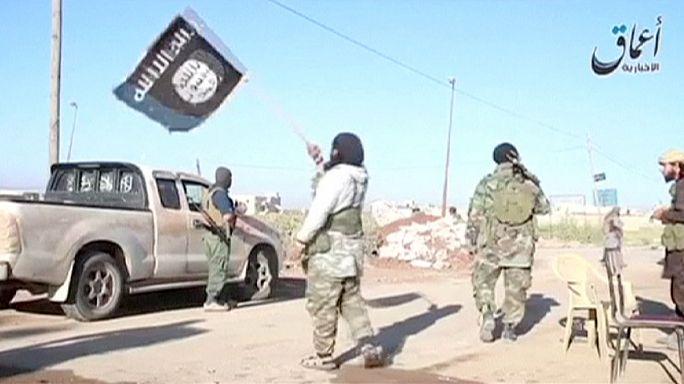 ИГИЛ захватил уже пол-Сирии