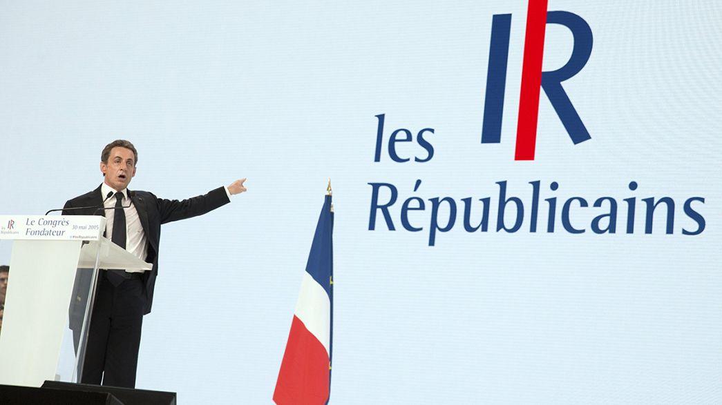 Átnevezte pártját Sarkozy