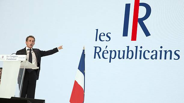 Sarkozy reconsolidates by renaming UMP 'Les Républicains'