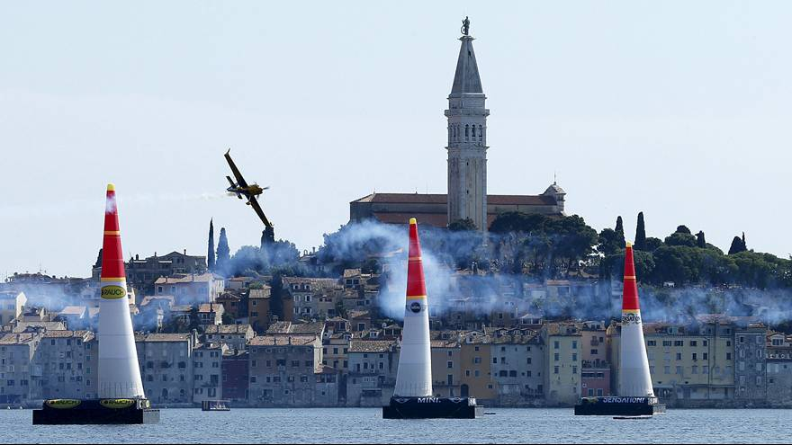 Red Bull Air Race: Arch vince anche in Croazia