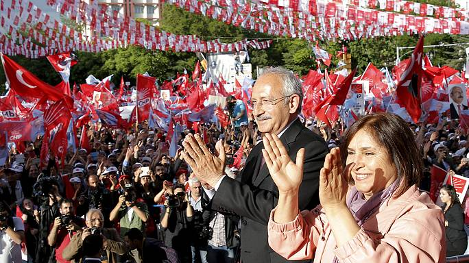 Una disputa por los inodoros presidenciales se cuela en la campaña electoral turca