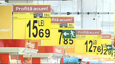 Haushaltsüberschuss: Rumänien senkt Mehrwertsteuer auf Lebensmittel drastisch