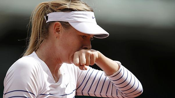 French Open: Sharapova out, Djokovic and Nadal to clash in quarters