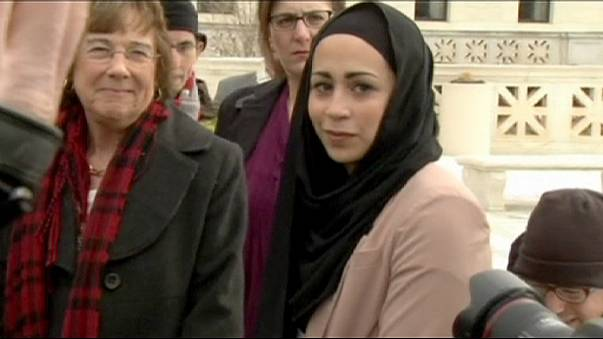 Court win for Muslim woman denied job for wearing head scarf
