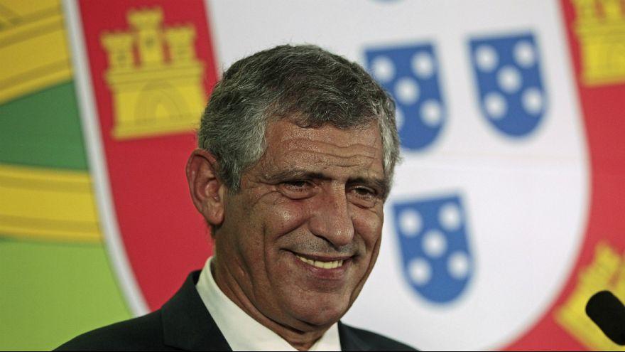 Qualificação Euro 2016: Santos chama Carriço e Bernardo Silva para a Arménia
