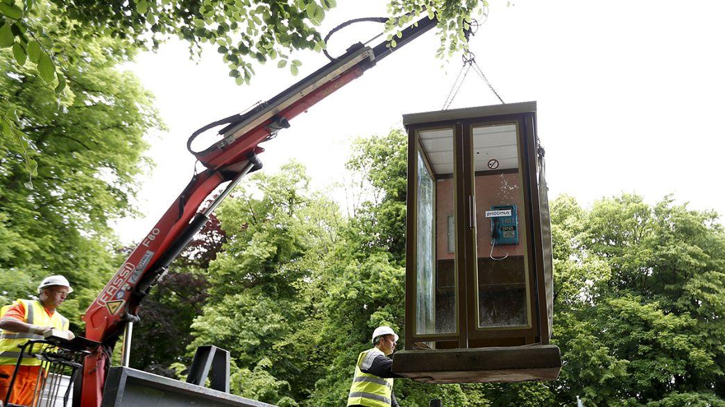 La Belgique dit adieu à ses dernières cabines téléphoniques