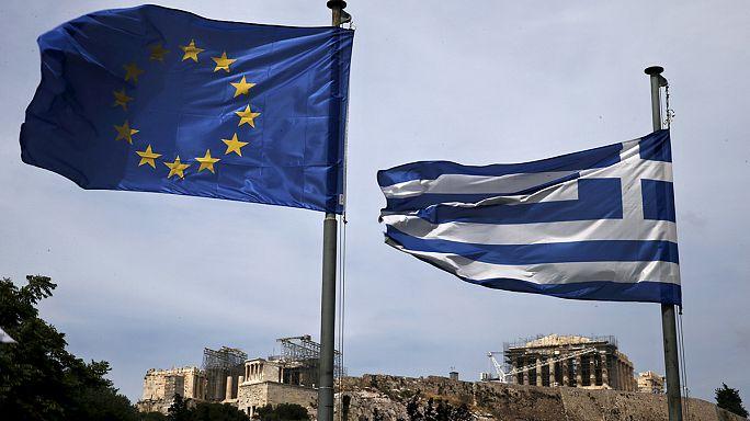 Berlin'de kritik Yunanistan zirvesi