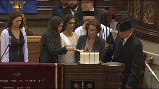 Brüssel gedenkt des Anschlags auf Jüdisches Museum
