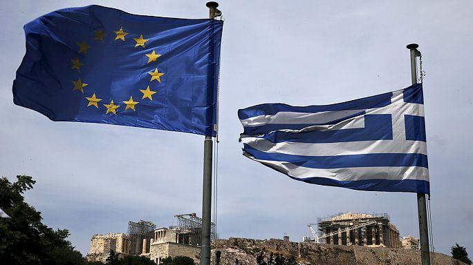 Merkel organise un mini-sommet de crise sur la Grèce