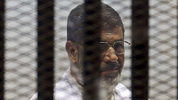 La justicia egipcia pospone el dictamen definitivo sobre la condena de muerte a Mursi