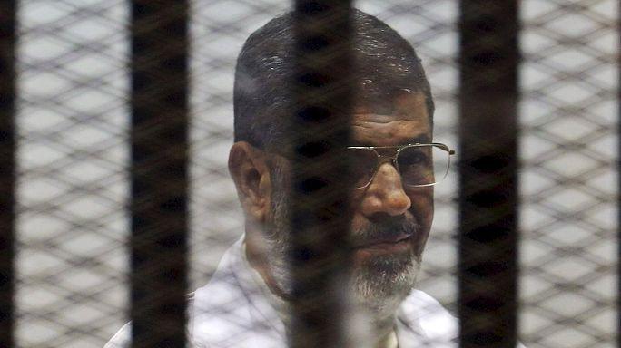 محكمة جنايات القاهرة تأجل النطق بالحكم في قضية الرئيس المعزول محمد مرسي