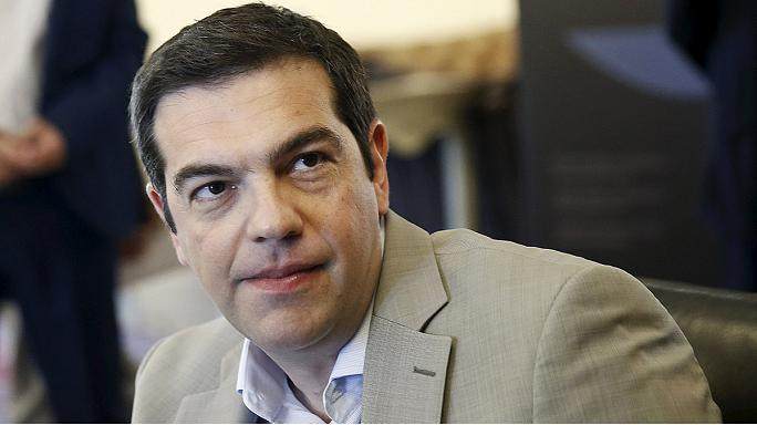 Çipras: 'Krizden çıkış için gerçekçi bir plan sunduk'