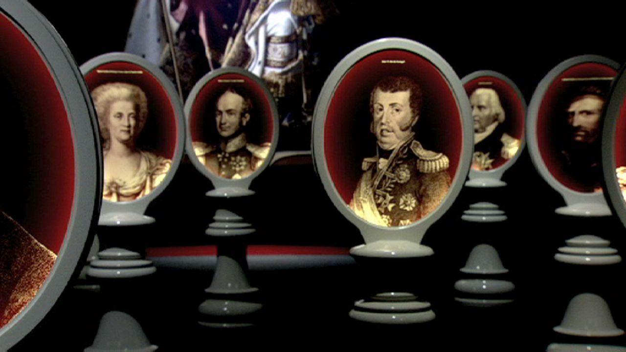 ناپلئون و جنگ واترلو در بلژیک جاودانه شد