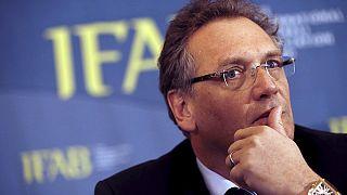 FIFA: Nega implicação de Valcke no escândalo financeiro