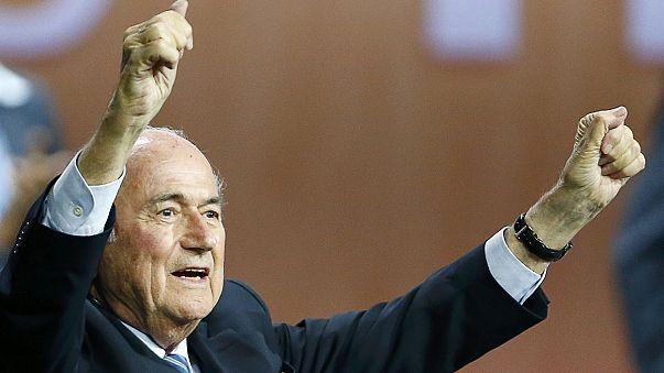 Blatterfly - A futball fura ura