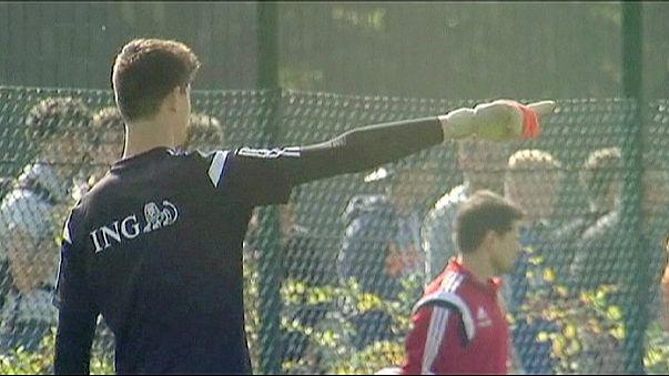 В европейском футболе - всё больше договорных матчей