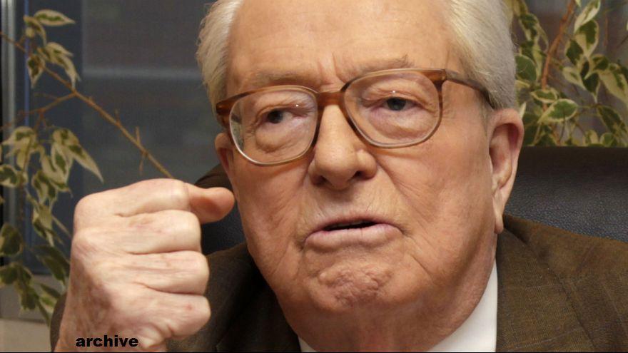 Les divorcés du Front national, Le Pen père et fille, passent devant la justice