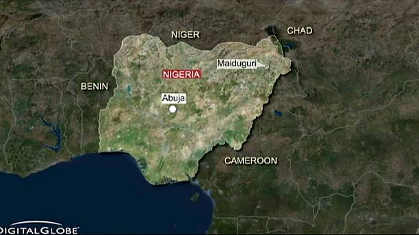Scores killed in Nigeria market bomb blast
