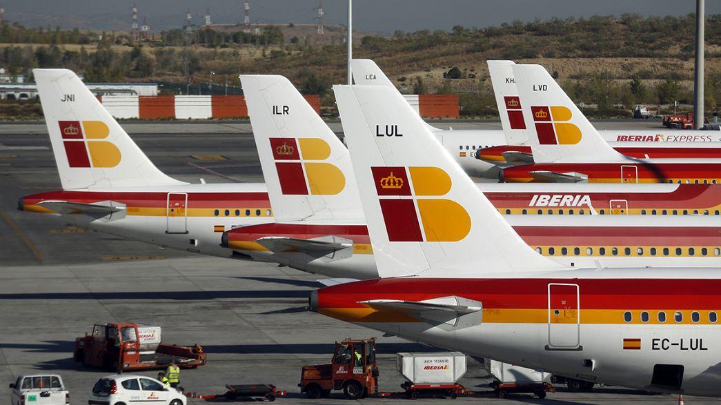 Spanish airline Iberia resumes flights to Havana