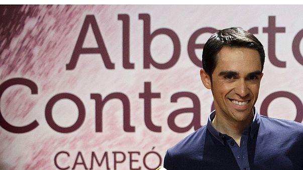 Contador vise le doublé, pas le triplé