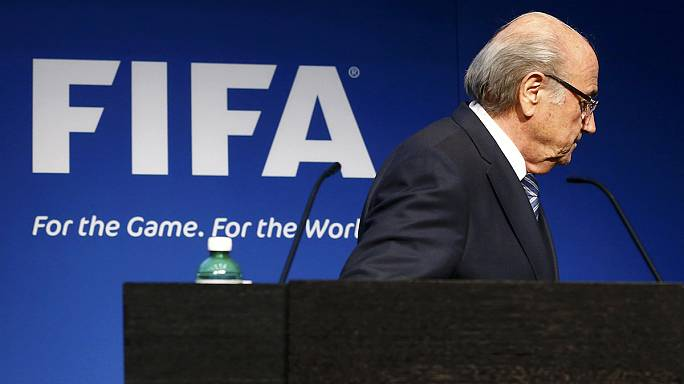 Lemondott Joseph Blatter FIFA-elnök