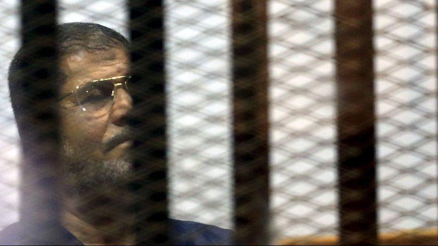 Hasta el 16 de junio no conoceremos el destino de Mohamed Mursi