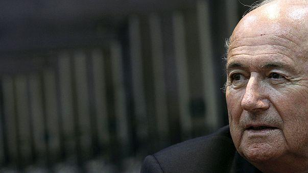 Blatter lemondása: lehet, hogy korábban kellett volna?