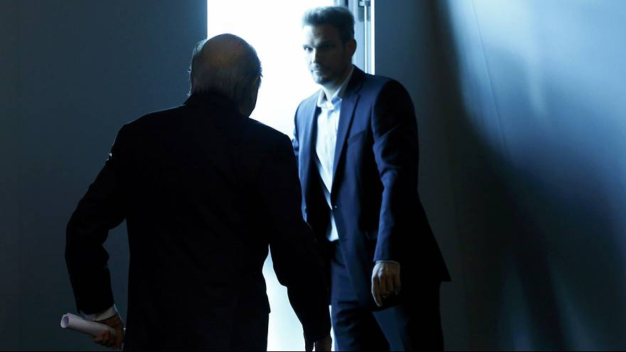 Blatter resigns as FIFA president amid reports FBI is set to investigate his role in scandal