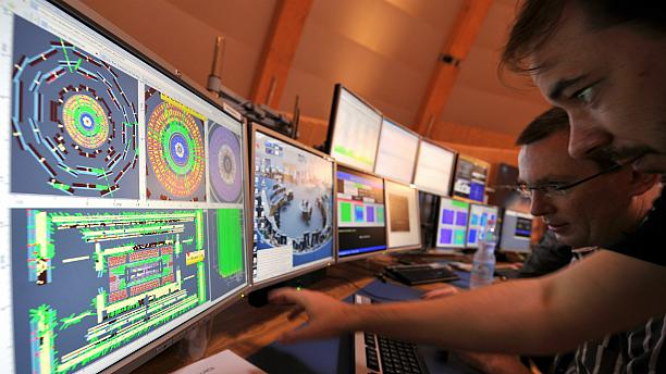 """Large Hadron Collider opens """"new chapter in physics"""""""