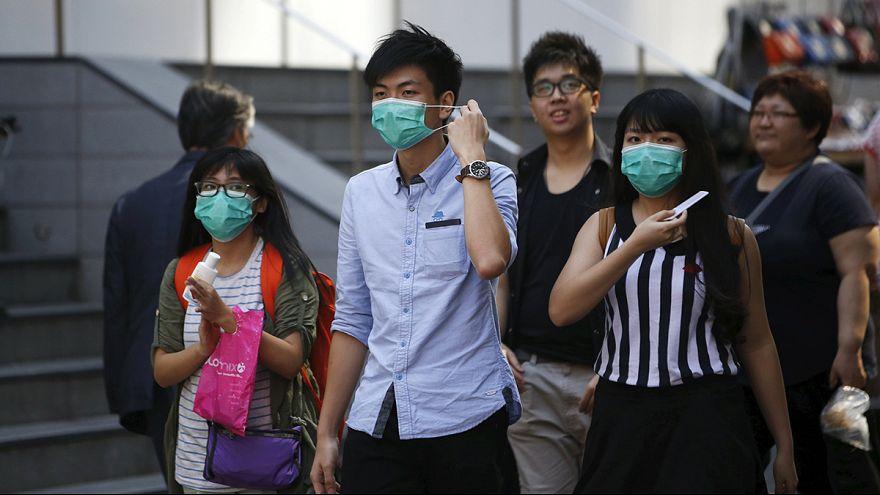 Mers-Virus in Südkorea: Fünf neue Fälle bestätigt