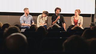 Палестинское кино - на парижском экране