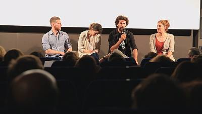Palestinian Cinema Festival opens in Paris