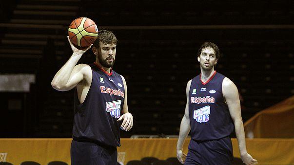 Баскетболисты братья Газоль - лауреаты премии принцессы Астурийской
