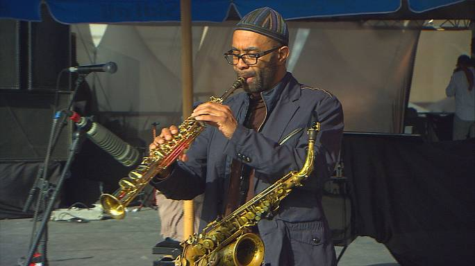 Kenny Garrett plays Morocco