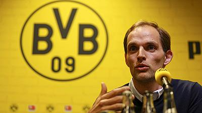 Borussia Dortmund unveil Thomas Tuchel as new coach