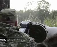Fighting flares up near Donetsk in eastern Ukraine